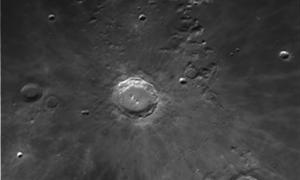 Salida de observación lunar, 28 de enero de 2018