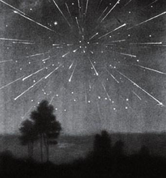 draconidas 1933
