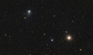 El cometa C/2009 P1 Garradd