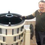 Un cometa interestelar (I2/Borisov) se adentra en el Sistema Solar
