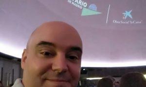 Visita al renovado Planetario de Madrid.
