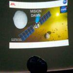 Confererencia en el Planetario de Madrid: Misión Dawn