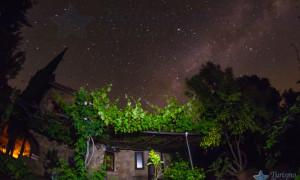 Astroescapada en casa rural A tu vera, Cáceres