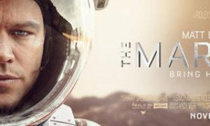"""Marte: Operación rescate"", próximo estreno"