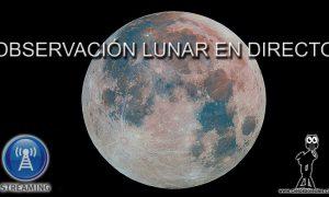 Observación lunar urbana