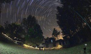 Startrails. Como hacer trazas de estrellas y circumpolares.