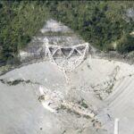El fin del radiotelescopio de Arecibo