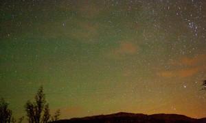 Airglow. Cuando el cielo se vuelve verde.