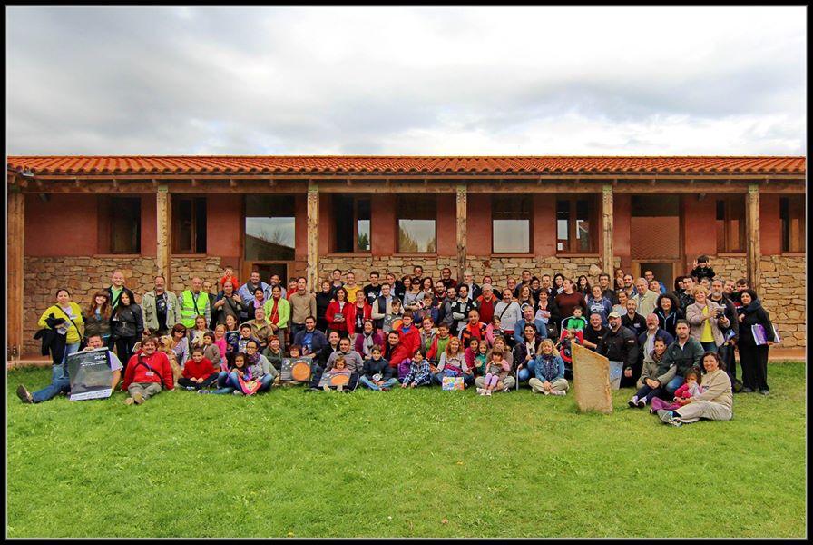 Foto de familia Astrotiermes 2014. Por Jose Luís (Don Quijote)