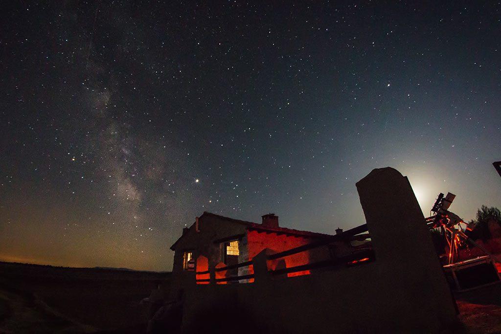 consejos de observación astronómica