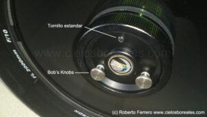 Instalación de Bob's Knobs