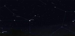 cuadrantidas estrellas fugaces