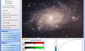 Software astronómico: DeepSkyStacker