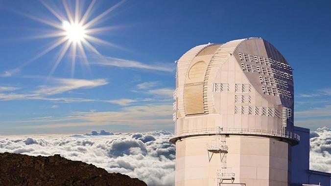 Telescopio DKIST