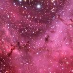 Nebulosa Roseta, una flor cósmica