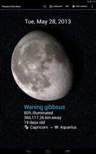 apps de astronomía para Android