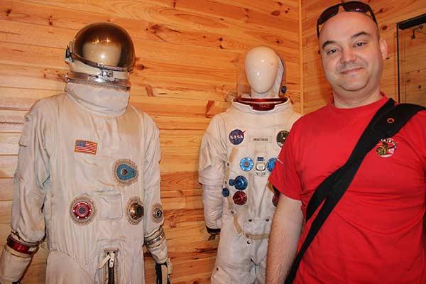 Trajes de astronauta