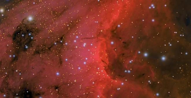 Nebulosa del Pelícano