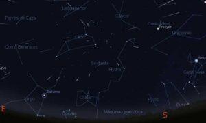 Estrellas fugaces en noviembre: Las Leónidas