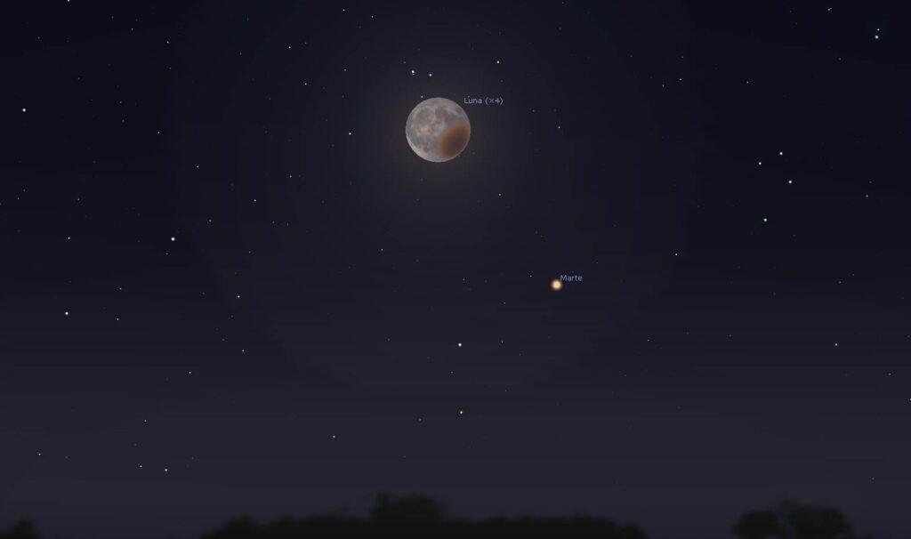 eclipse de Luna de Julio de 2018