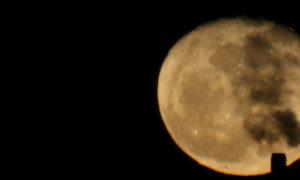 ¿Por qué vemos la Luna más grande en el horizonte?
