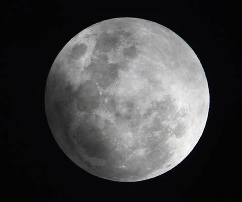 Luna penumbral