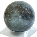 Globos de la Luna y Marte para tu escritorio
