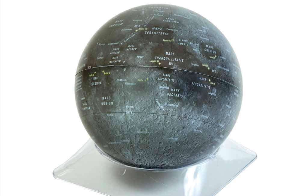 Globo lunar