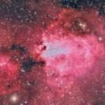 M17, la Nebulosa Omega