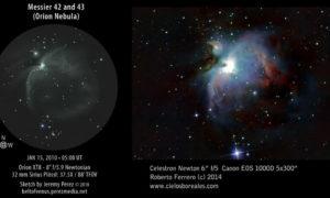 Astronomía en escala de grises para galaxias de colores.