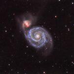ARP, el Atlas de galaxias peculiares