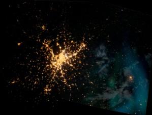 La contaminación lumínica sigue aumentando