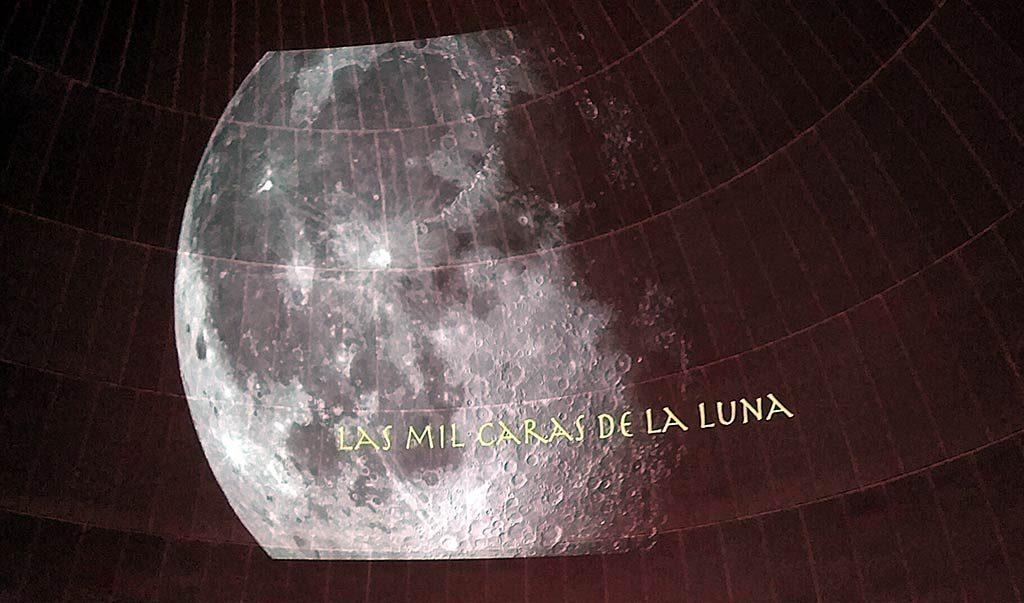 las mil caras de la Luna