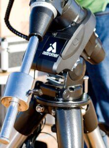 minipesa para telescopio
