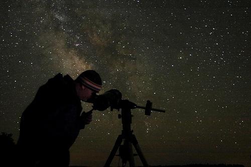 Lugares de observación astronómica
