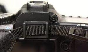 Tapa del ocular en modelos Canon