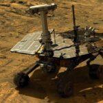 Una gran tormenta de polvo en Marte amenaza a Opportunity