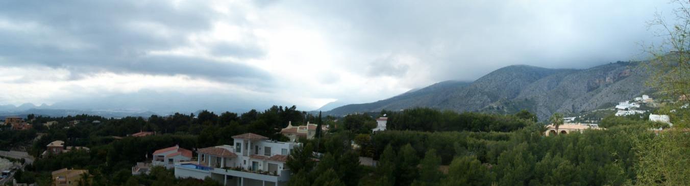 Panoramica Bernia