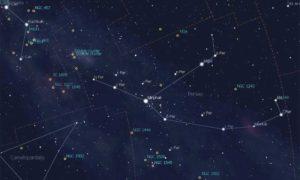 La constelación de Perseo