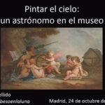 Conferencia de Paco Bellido en el Planetario de Madrid