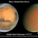 Seguimiento de la oposición de Marte de 2020