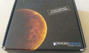 Vendo cámara planetaria DMK21AU04.AS