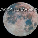 Observaciones lunares en Octubre