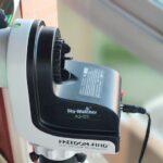 AZ-GTI de SkyWatcher, montura compacta y económica.