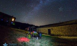 Astrovacaciones en La Borda de Pastores, Huesca