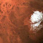 Científicos italianos encuentran evidencias de agua en Marte
