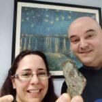 Ganamos un meteorito en un concurso de fotografía