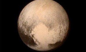 El día en que conocimos a Plutón