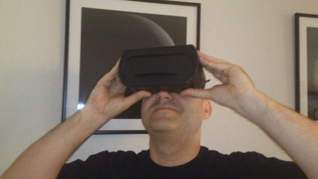 astronomía desde casa con app de realidad virtual