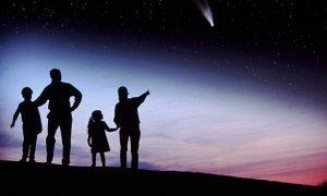 Mi reencuentro con la Astronomía gracias al Planetario de Madrid.